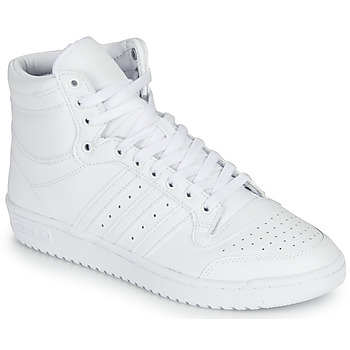 Chaussures Baskets montantes adidas Originals TOP TEN Blanc
