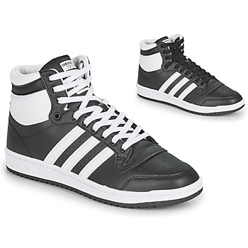Chaussures Baskets montantes adidas Originals TOP TEN Noir