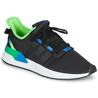 Chaussures Homme Baskets basses adidas Originals U_PATH RUN Noir / Vert