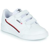 Chaussures Enfant Baskets basses adidas Originals CONTINENTAL 80 CF C Blanc