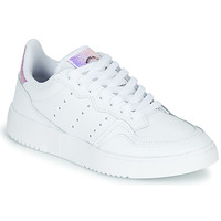 Chaussures Enfant Baskets basses adidas Originals SUPERCOURT J Blanc