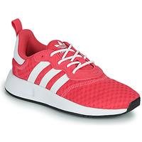 Chaussures Fille Baskets basses adidas Originals X_PLR S J Rose