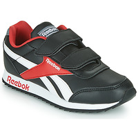 Chaussures Enfant Baskets basses Reebok Classic REEBOK ROYAL CLJOG Noir / Blanc / Rouge