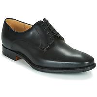 Chaussures Homme Derbies Barker ELLON Noir