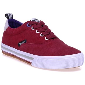 Chaussures Homme Baskets basses Vespa 8017604 Rouge