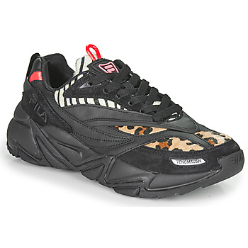 Chaussures Femme Baskets basses Fila RUSH F WMN Noir