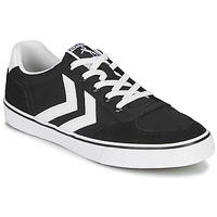 Chaussures Baskets basses Hummel STADIL LOW OGC 3.0 Noir / Blanc