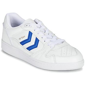 Chaussures Baskets basses Hummel HB TEAM Blanc / Bleu