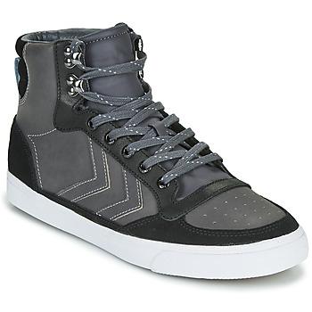 Chaussures Baskets montantes Hummel STADIL WINTER Noir / Gris