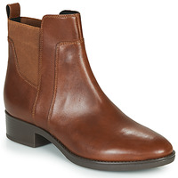 Chaussures Femme Boots Geox FELICITY Marron