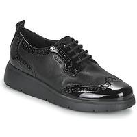Chaussures Femme Derbies Geox ARLARA Noir