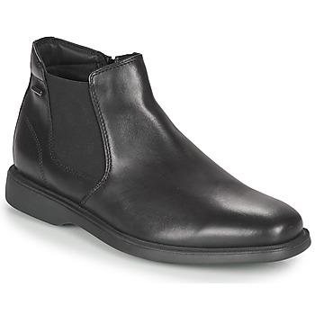 Chaussures Homme Boots Geox BRAYDEN 2FIT ABX Noir