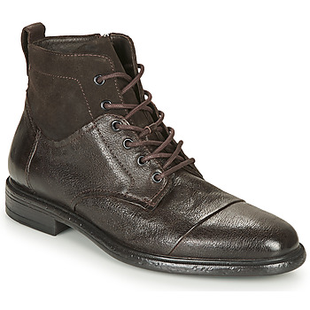 Chaussures Homme Boots Geox TERENCE Noir