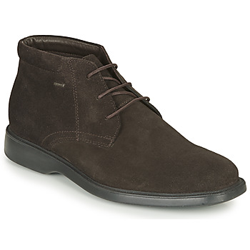 Chaussures Homme Boots Geox BRAYDEN 2FIT ABX Marron