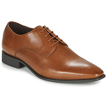 Chaussures Homme Derbies Geox UOMO HIGH LIFE Cognac