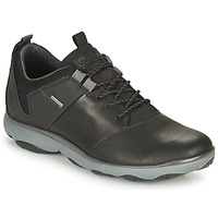 Chaussures Homme Baskets basses Geox NEBULA 4 X 4 B ABX Noir