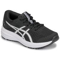 Chaussures Enfant Running / trail Asics PATRIOT 12 GS Noir / Blanc