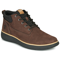 Chaussures Homme Baskets montantes Timberland CROSS MARK PT CHUKKA Marron
