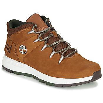 Chaussures Homme Boots Timberland SPRINT TREKKER MID Marron