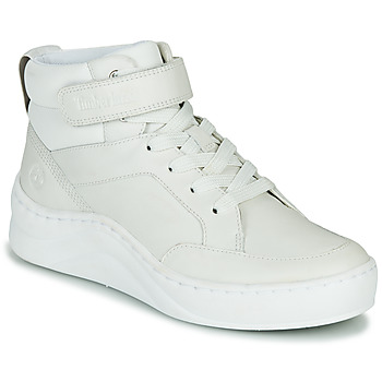 Chaussures Femme Baskets montantes Timberland RUBY ANN CHUKKA Blanc