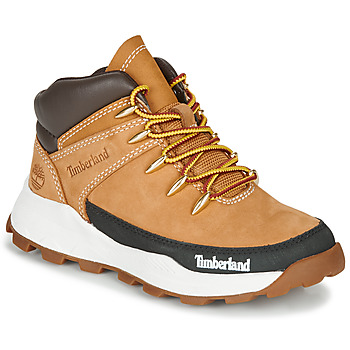 Chaussures Enfant Baskets montantes Timberland BROOKLYN EURO SPRINT Blé