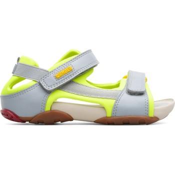 Chaussures Garçon Sandales et Nu-pieds Camper Sandales  Ous Kids jaunegris