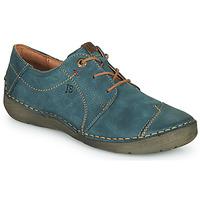 Chaussures Femme Derbies Josef Seibel FERGEY 20 Marine