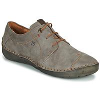 Chaussures Femme Derbies Josef Seibel FERGEY 20 Gris