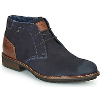 Chaussures Homme Boots Josef Seibel JASPER 51 Marine