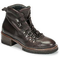 Chaussures Femme Boots Moma KING Marron