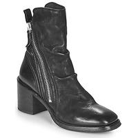 Chaussures Femme Bottines Moma NANINI Noir