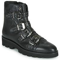 Chaussures Femme Boots Melvin & Hamilton SUSAN Noir