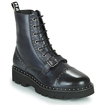 Chaussures Femme Boots Melvin & Hamilton WINSLET Noir