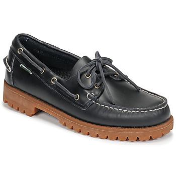 Chaussures Homme Chaussures bateau Sebago RANGERWAXY Bleu