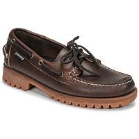 Chaussures Homme Chaussures bateau Sebago RANGERWAXY Marron