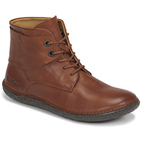 Chaussures Femme Boots Kickers FOWTOW Marron