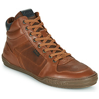 Chaussures Homme Baskets montantes Kickers JEXPLOREHIGH Marron