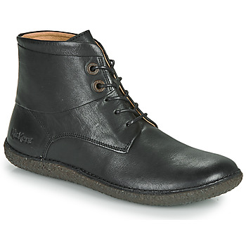 Chaussures Femme Boots Kickers HOBBYTWO Noir
