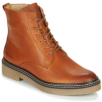 Chaussures Femme Boots Kickers OXIGENO Camel Orange