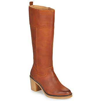 Chaussures Femme Bottes ville Kickers AVERNO Orange Camel