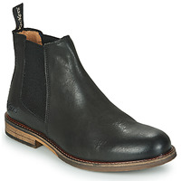 Chaussures Homme Boots Kickers ALPHATRI Noir