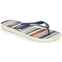 Chaussures Homme Tongs Havaianas Top Nautical Bleu / Rouge