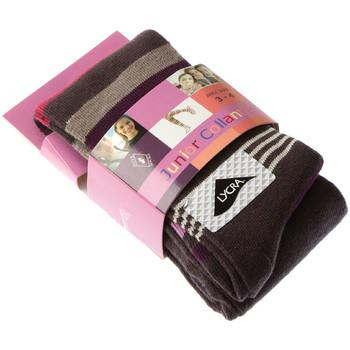Sous-vêtements Fille Collants & bas Intersocks Collant chaud - Coton - Ultra opaque Gris