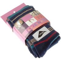 Sous-vêtements Fille Collants & bas Intersocks Collant chaud - Coton - Ultra opaque Bleu marine