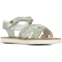 Chaussures Fille Sandales et Nu-pieds Kickers Betty argent