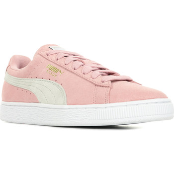 Chaussures Femme Baskets basses Puma Suede Classic Wn's rose