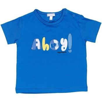 Vêtements Garçon T-shirts manches courtes Nanan E20174 Manche courte Nouveau née Avio Avio
