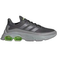Chaussures Homme Running / trail adidas Originals Quadcube Gris, Vert