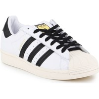 Chaussures Homme Baskets basses adidas Originals Superstar Laceless Blanc