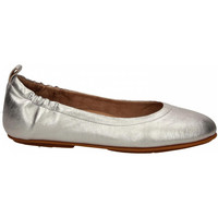 Chaussures Femme Ballerines / babies FitFlop ALLEGRO BALLERINAS silver